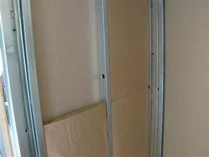Isolation Phonique Mur Chambre : isolation phonique des cloisons ~ Premium-room.com Idées de Décoration