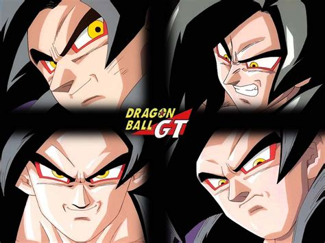 New Animation World Dragon Ball Gt Images And Wallpapers