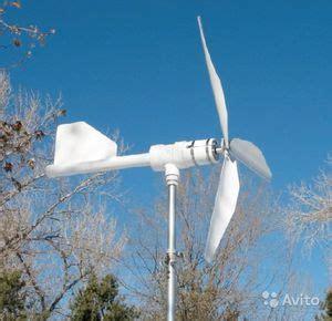 Ветряные электростанции достоинства и недостатки