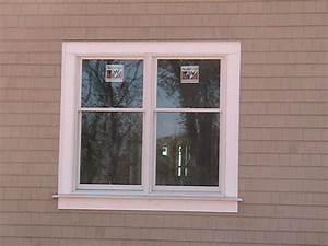 Craftsman Exterior Window Trim - Home Design
