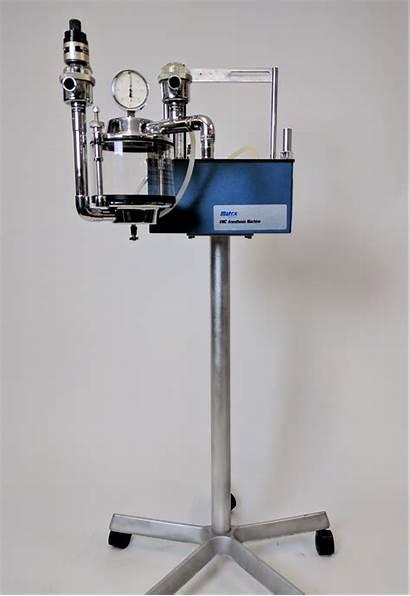 Anesthesia Machine Matrx Gas Veterinary Spartan Vmc