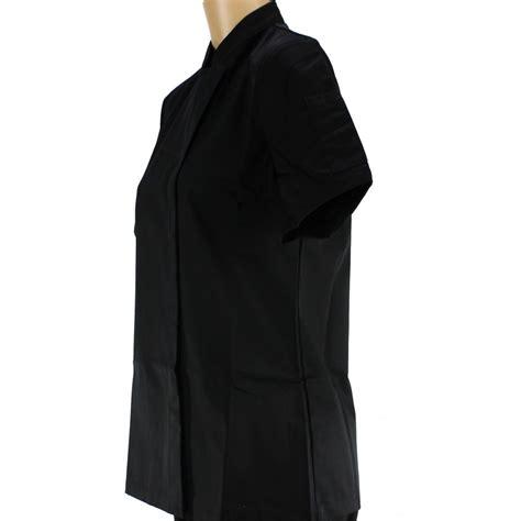 veste de cuisine manche courte veste de cuisine pour femme manches courtes