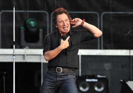 Bruce Springsteen Battling With Bon Jovi For Biggest Tour