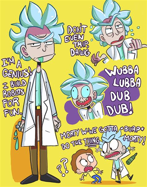 rick and morty fans rick and morty fan art google search rick and morty