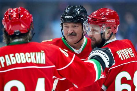 This outlandish action by lukashenko will have serious implications.' 'lukashenko and his regime today showed again its contempt for international community and its citizens. In Belarus, President Lukashenko Has Unique Response To Facing Coronavirus