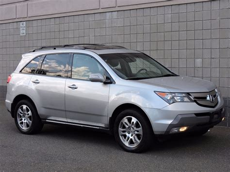 used 2009 acura mdx tech pkg at auto house usa saugus