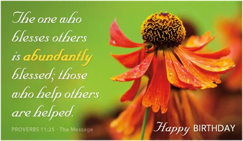 abundantly blessed ecard email  personalized