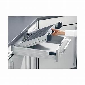 Besteckeinsatz Schublade 50 Cm : einbauklapptritt stepfix aluminium hailo ab 50 cm schublade kunststoffstufen 2 stufen trittleiter ~ Watch28wear.com Haus und Dekorationen