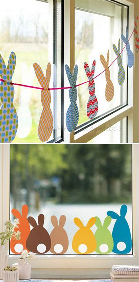 easy diy window decorating ideas