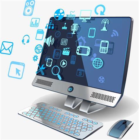 Internet Computer Technology, Computer Clipart, Technology
