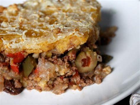 pastelon de platano maduro recipes cooking channel