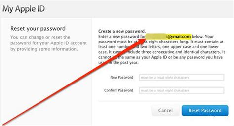 forgot apple id password on iphone forgot apple id password how to get it back