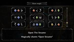 Dragon's Crown - Rune Magic — Статьи — Dragon's Crown ...