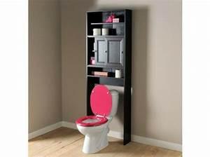 le meuble wc archzinefr With meuble salle de bain toilette