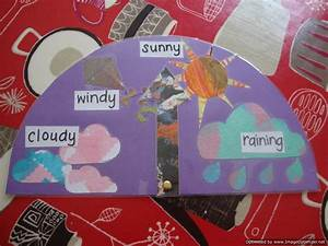 How To Make A Weather Chart For Classroom A Variation To The Other Weather Charts Weather Chart