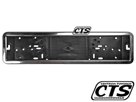metalowe samochodowe ramki tablicy rej produkty cts