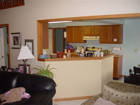 small kitchen transformation american wood reface