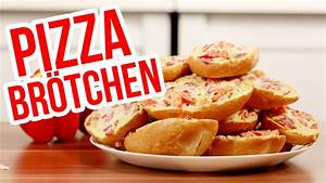 Gartengestaltung Einfach Und Günstig : pizza br tchen selber machen g nstig einfach und super lecker youtube ~ Markanthonyermac.com Haus und Dekorationen