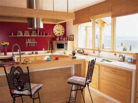 deco maison cuisine ouverte deco cuisine ouverte