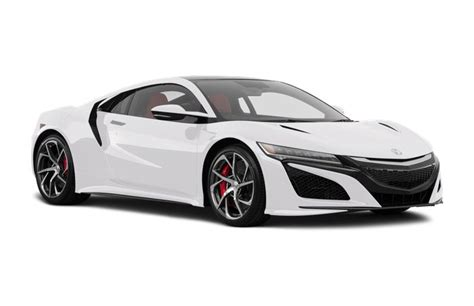 2018 Acura Nsx Leasing (best Car Lease Deals & Specials