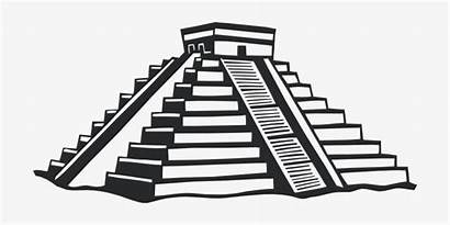 Mayan Temple Clipart Pngkey