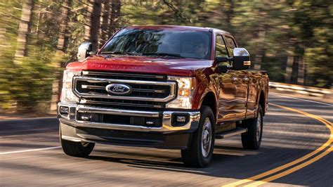 2020 Ford F 250 by 2020 Ford F Series Duty Look Is As