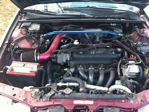 Diagram Of A 1992 Honda Accord Lx Engine