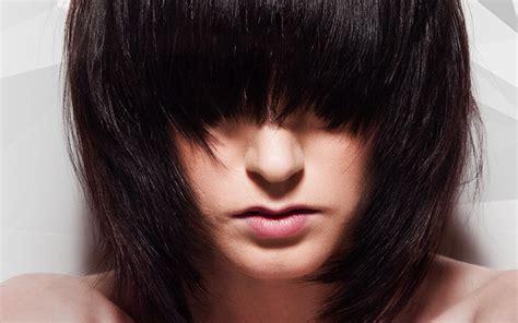 Graduated Concave Layered Long Bob Haircut Tutorial Video
