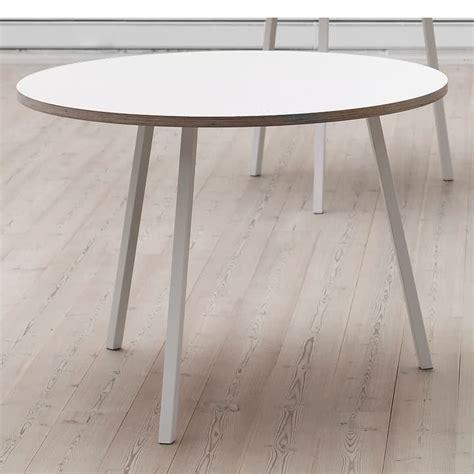 Tisch Rund Weiss by Loop Stand Tisch Rund Hay Im Shop
