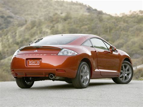 Mitsubishi Eclipse Gt V6 by 2006 Mitsubishi Eclipse Gt Review Supercars Net