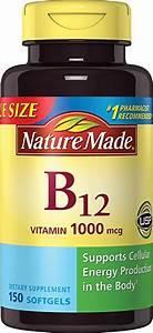 Best Vitamin B12 Supplements  U0026 Brands That Work