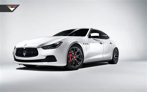 Maserati Ghibli Vorsteiner Wallpapers