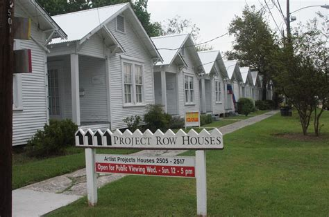 Project Row Houses An Interview With Rick Lowe, Part 2