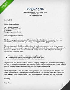 40 battle tested cover letter templates for ms word With how to write a cover letter template