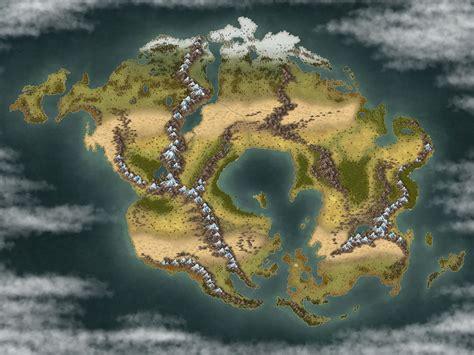 Pangea Proxima | Inkarnate - Create Fantasy Maps Online