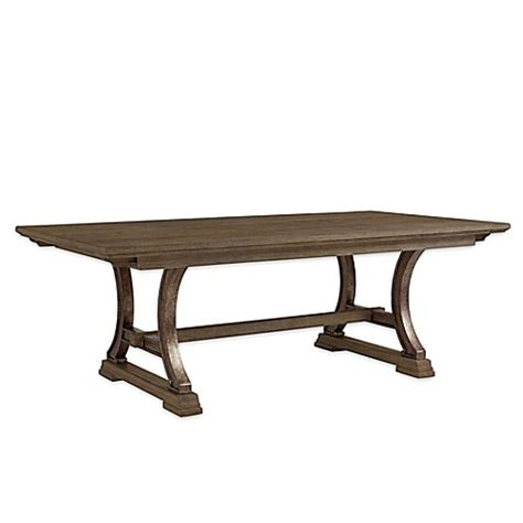 stanley furniture shelter bay dining table bed bath beyond