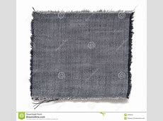 Piece Of Fabric With Fringe Royalty Free Stock Photo