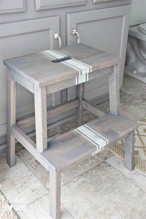 ikea step stool ideas  pinterest ikea stool