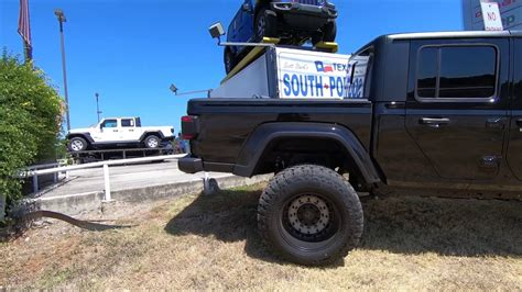 jeep gladiator overland lifted youtube