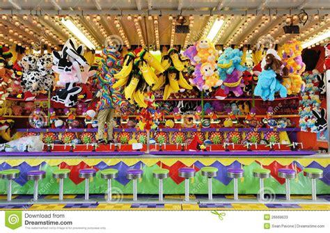 carnival games editorial stock photo image  landmark