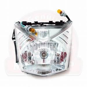 Reflektor Lampu Depan Motor Honda  Reflektor Honda Beat