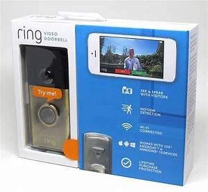Ring Smart Video Doorbell Review  U2013 The Gadgeteer