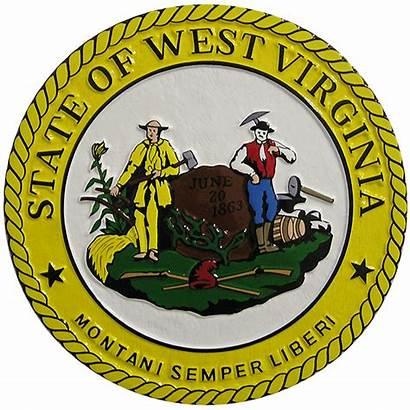 Seal Virginia State West Plaque Plaques