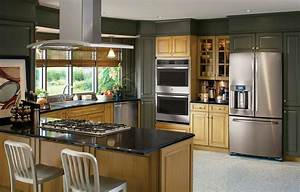 Cleaning stainless kitchen appliances tips for your home for Kitchen designs with stainless steel appliances