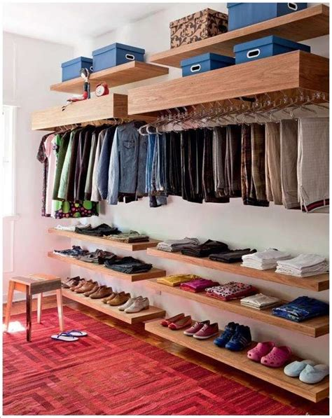 Open Closet Design by 10 Amazing Open Closet Designs For Your Rooms