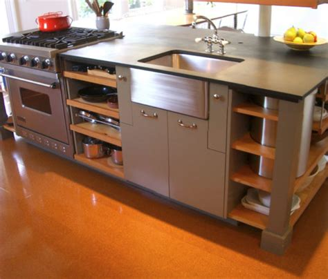 all in one kitchen sink and stove all in one kitchen island with cooker storage and sink