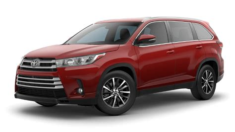 toyota highlander lease lease deal coming