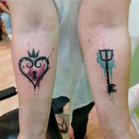 kingdom hearts tattoos google search tattoo ideas