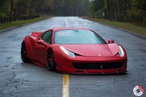 Ferrari Liberty Walk : bagged liberty walk ferrari 458 aci dynamix ~ Medecine-chirurgie-esthetiques.com Avis de Voitures