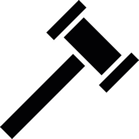 martillo ios 7 símbolo interfaz descargar iconos gratis